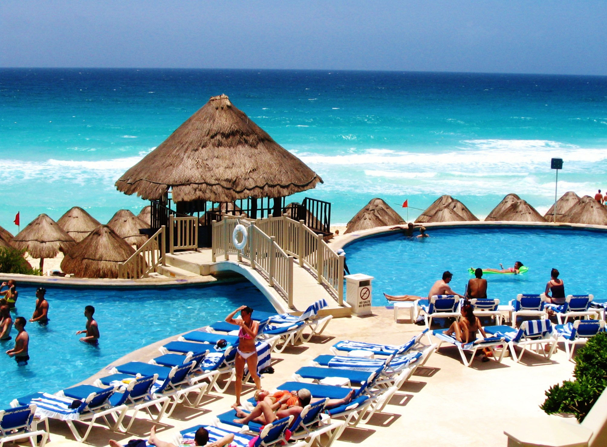 All Inclusive Hotel Cancun View