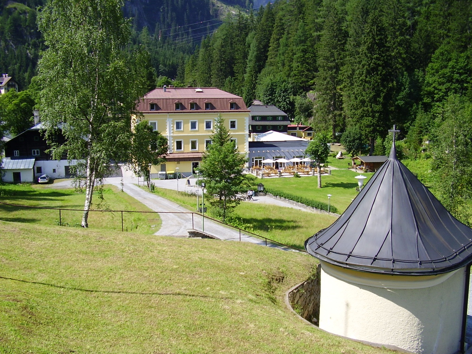 Bad Gastein, Austria, Spa site