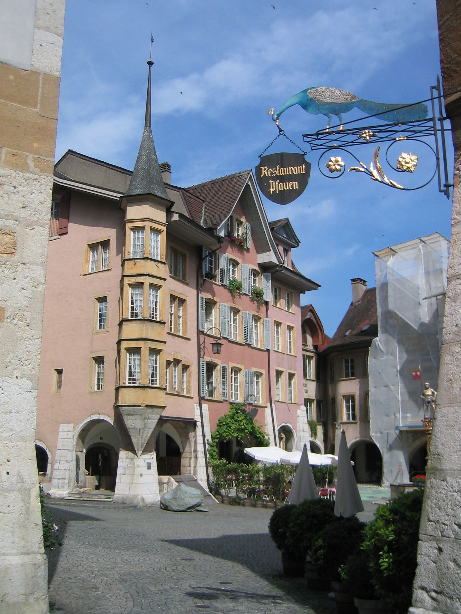 Biel, Switzerland, Old Town