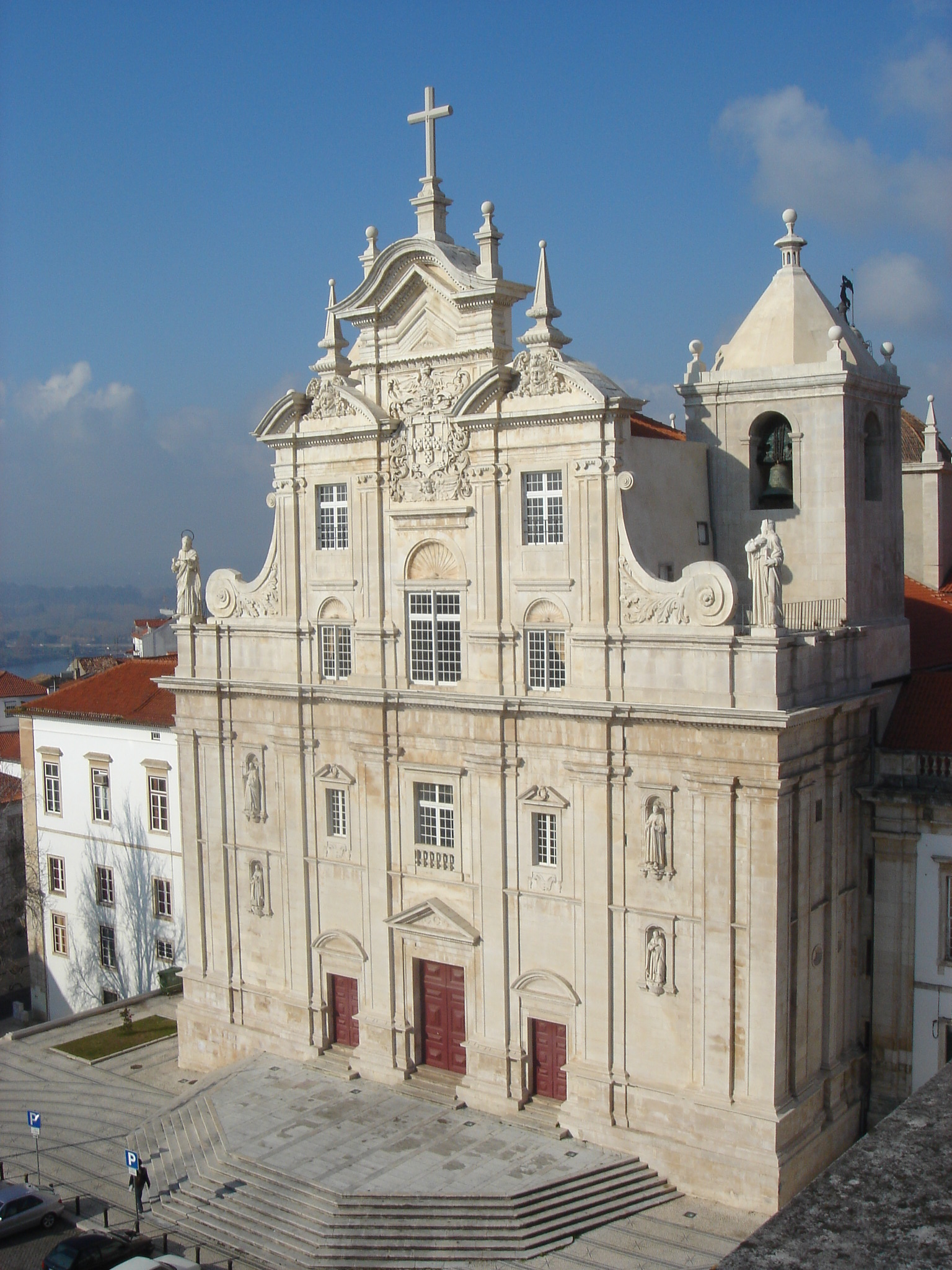 Coimbra, Portugal, The New Cathedral of Coimbra