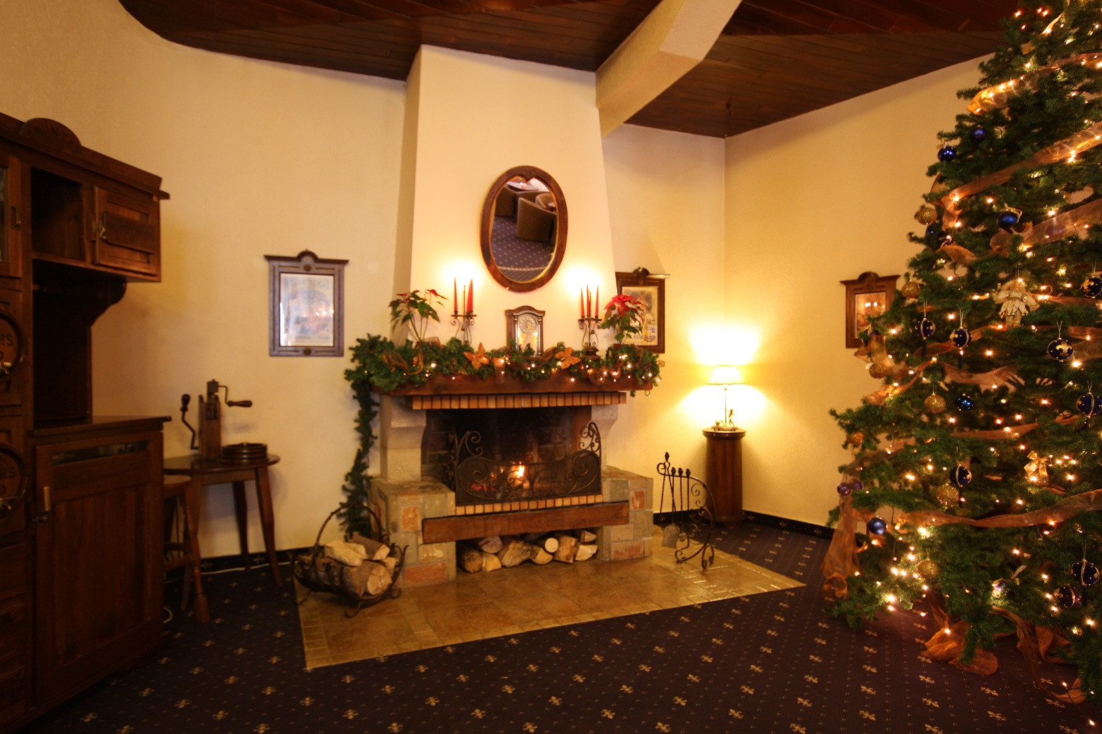 Hotels for Family Vacantion, Hotel Alpin, Brasov, Romania, Lobby