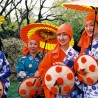 Perfect spring Holiday, Copenhagen, Sakura Festival, Japanese traditional outfit