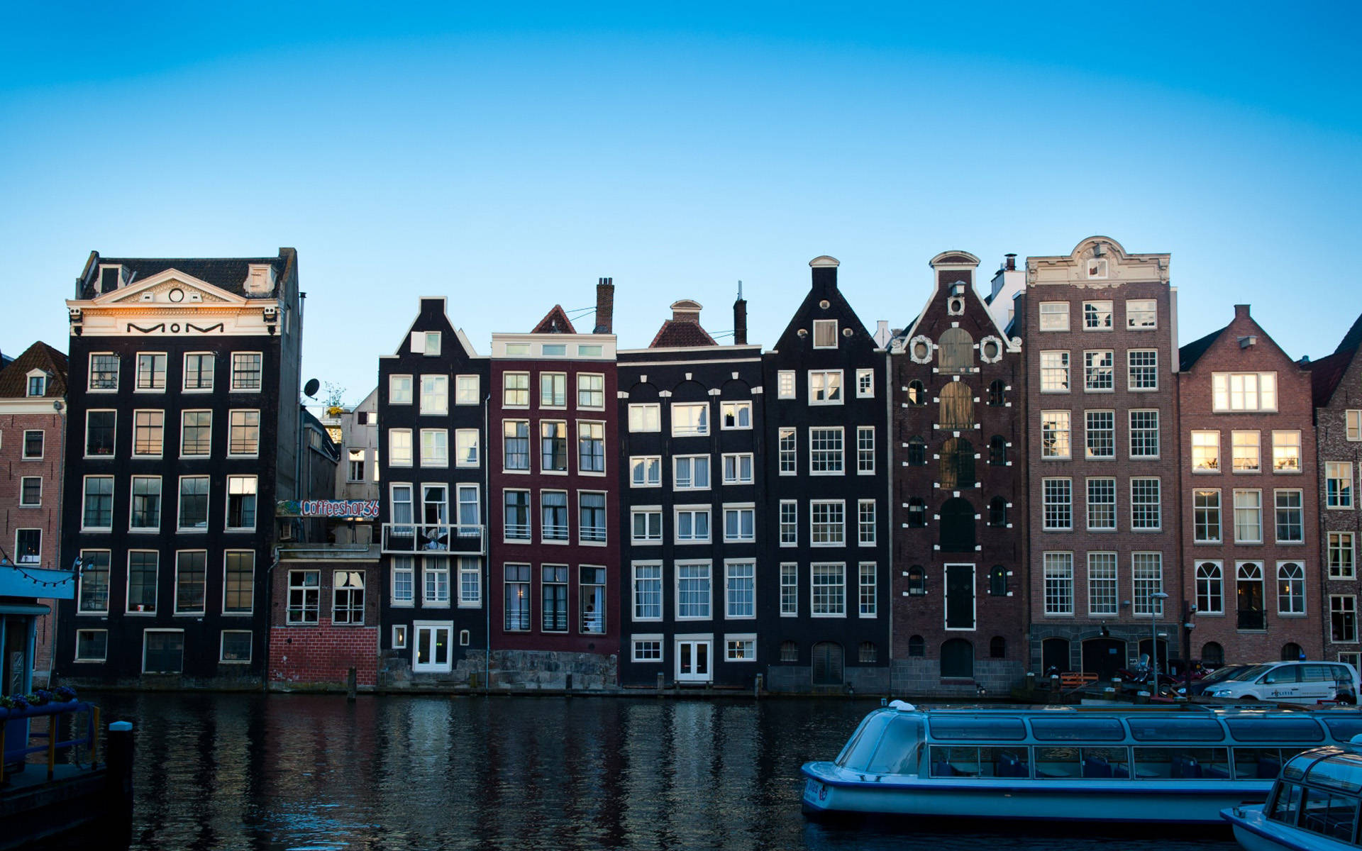 Holiday maze, Amsterdam, Netherland, Buildings