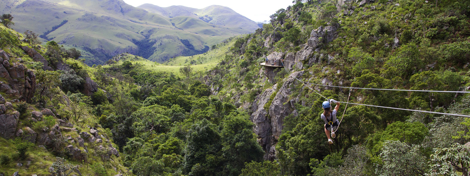 Kingdom of Swaziland Holiday, Malolotja, Swaziland, Africa, Sliders upview