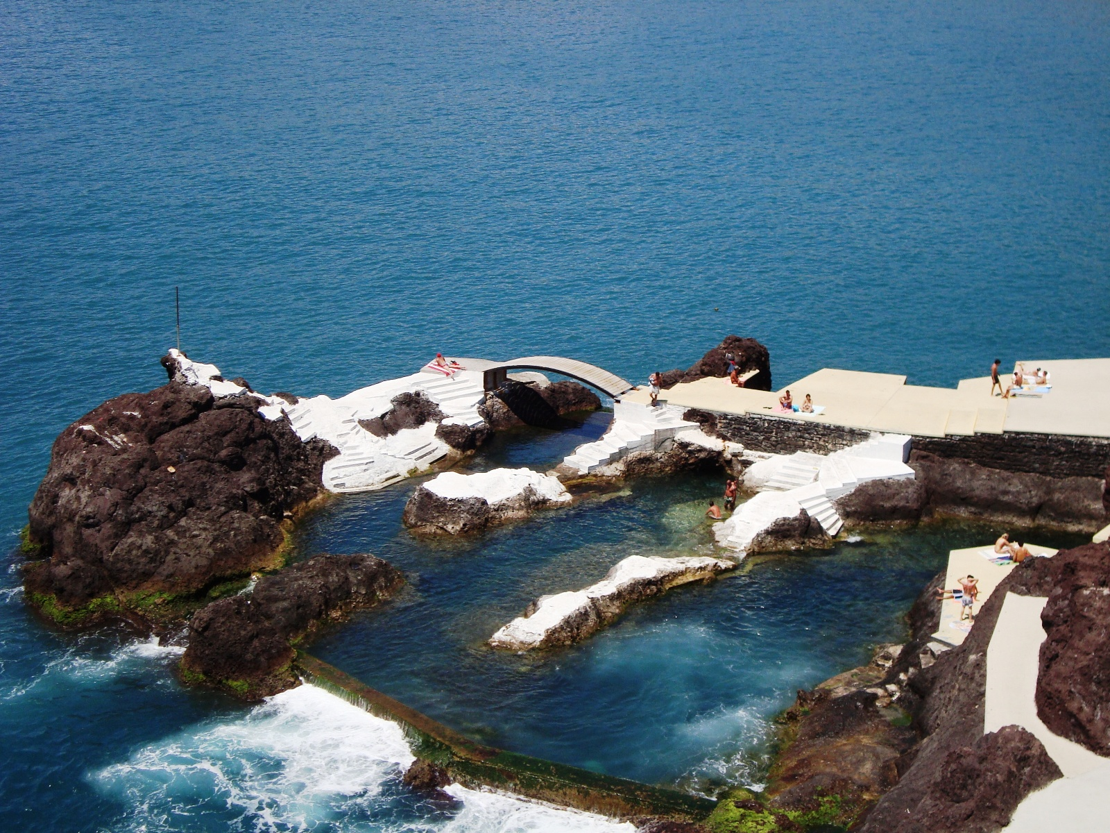 Madeira, Portugal, Natural Pools