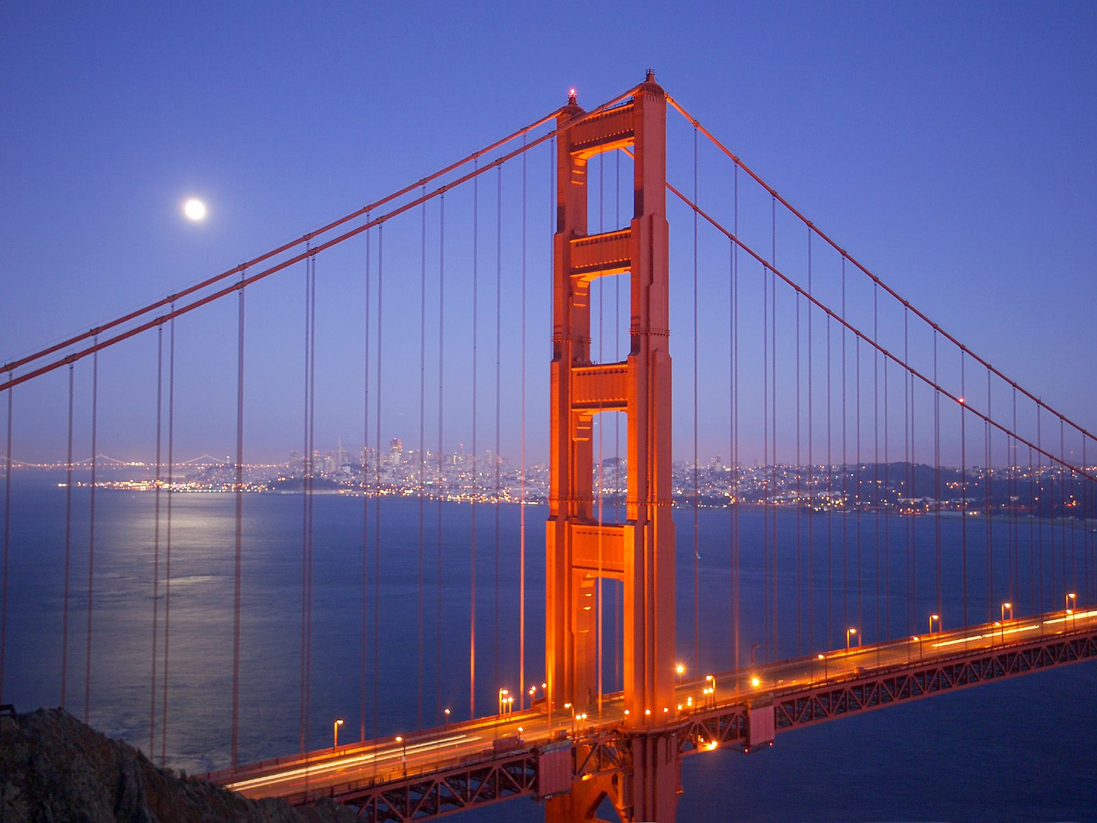 San Francisco, California, USA, Golden Gate Bridge