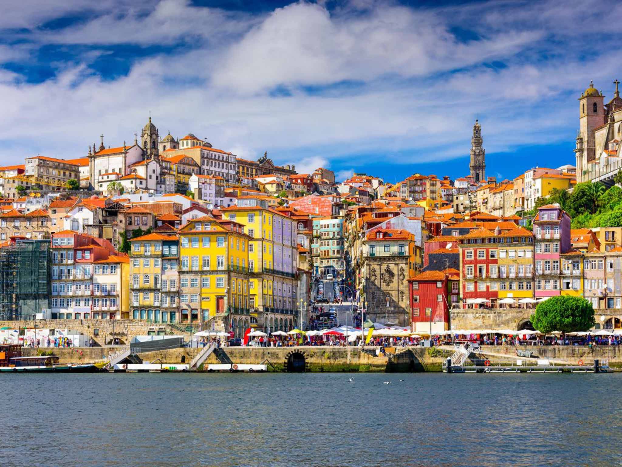 Perfect Summer Holiday Destinations, Porto, City buildings sightseeing