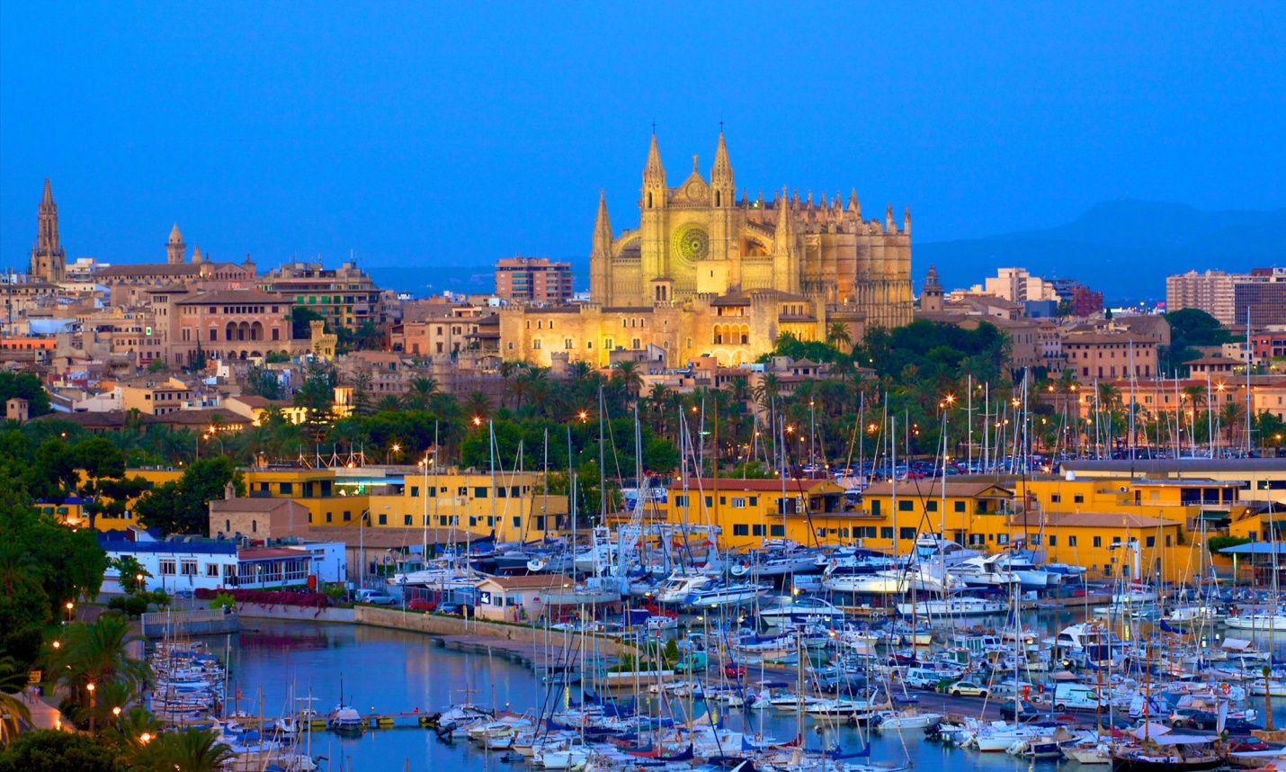 Perfect Summer Holiday Destinations, Mallorca, Local marina overview