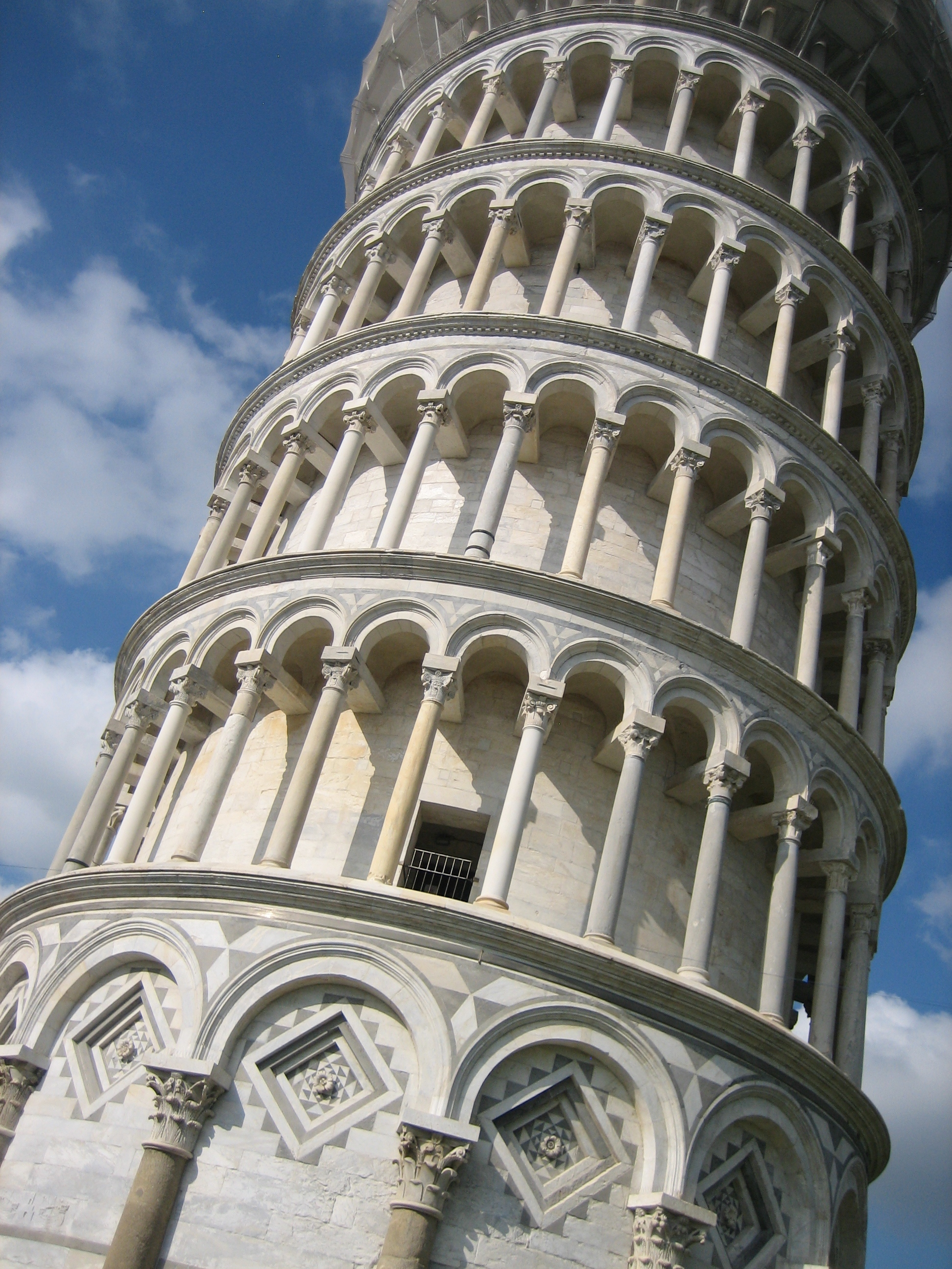 Tower Pisa Italy Pisa Italy Leaning Tower of