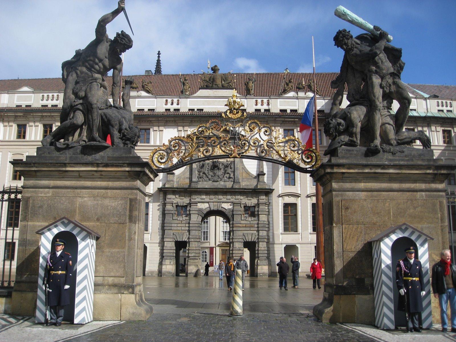 Prague Castle Czech Republic Map Prague Czech Republic Prague