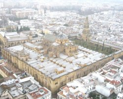 Cordoba, Spain, Mezquita Catedral, City view