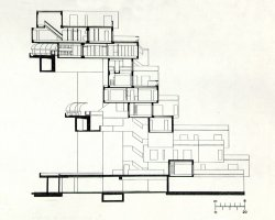 Montreal, Canada, Habitat 67, Section schema