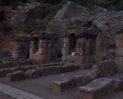 Greece, Europe, The stadium at Delphi