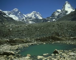 Nepal, Asia, Mount Everest, Sagarmatha National Park