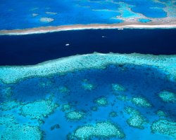 Australia, Oceania, Great Barrier Reef nature wallpaper azure waters