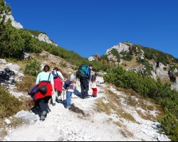 Active Holiday, Slovenia, Triglav Peak hiking