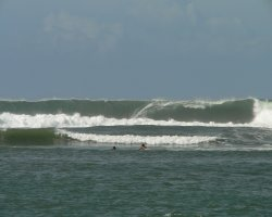 Active Holiday, Hanalei Bay, Hawaii, Surfing waves