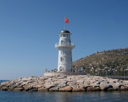 Alanya, Turkey, Lighthouse