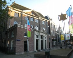 Museum Holiday, Joods Historisch Museum, Amsterdam, The Netherlands, Exterior view