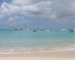 Road Bay, Anguilla, America, Boats
