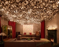 Art Hotels Holiday, New York, USA, Gramercy Park Hotel interior view