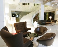 Art Hotels Holiday, Singapore, Asia, New Majestic Hotel reception