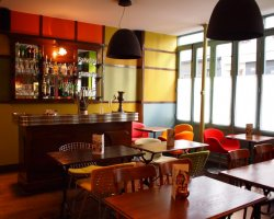 Art Hotels Holiday, Paris, France, Hotel du Petit Moulin bar