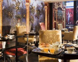 Art Hotels Holiday, Paris, France, Hotel du Petit Moulin restaurant