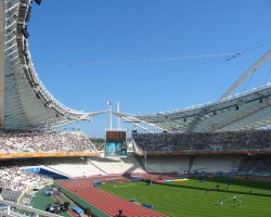 Athens, Greece, Olympic Stadium