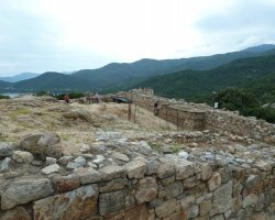 Stagira, Greece, Ancient archeological site
