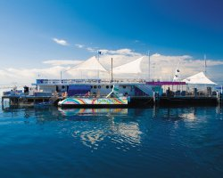 Attractive Floating Hotels, Great Barrier Reef, Australia, ReefWorld FantaSea
