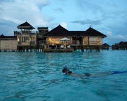 Attractive Floating Hotels, Male, Maldives, Six Senses, Soneva Gili