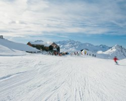 Winter Holiday, Radstadt, Austria, Great slope
