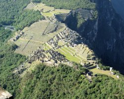 Romantic Destination, Peru, Autumn Cuzco Machu Picchu