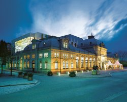Germany Holiday, Baden-Baden, Germany, Opera house