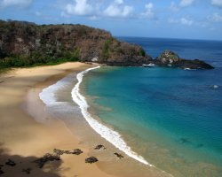 Beautiful Beaches, Brazil, Bahia does Sancho, Cliffs overview