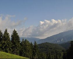 Beautiful Holiday, Predeal, Romania, Baiului Mountains, Overall view