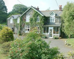 Bed and Breakfast Holiday, England, The Oaks near Lake Vyrnwy