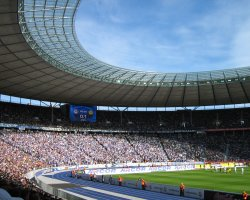Berlin, Germany, Olympiastadion