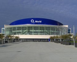 Berlin, Germany, O2 World
