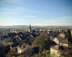 Biel, Switzerland, City overview