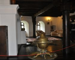 Bran Holiday, Brasov, Romania, Queen Marry room