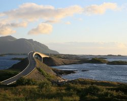 Breathtaking Landscapes, Norway, Atlantic Highway, Overview