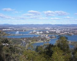 Canberra, Australia, City overview