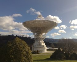 Canberra, Australia, Deep Space Communication Complex