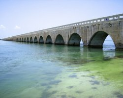 Car Holiday, USA, The Overseas Highway view