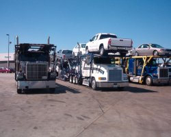 Car Transportation, Car Truck trailer company