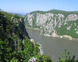 Unique Romanian Destination, Cauldrons of Danube, Danube course overview