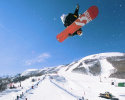 Park City, Utah, USA, Twist Time