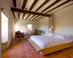 Chic small hotels, Hotel Consolacion, Teruel, Spain, Nordic room inside view